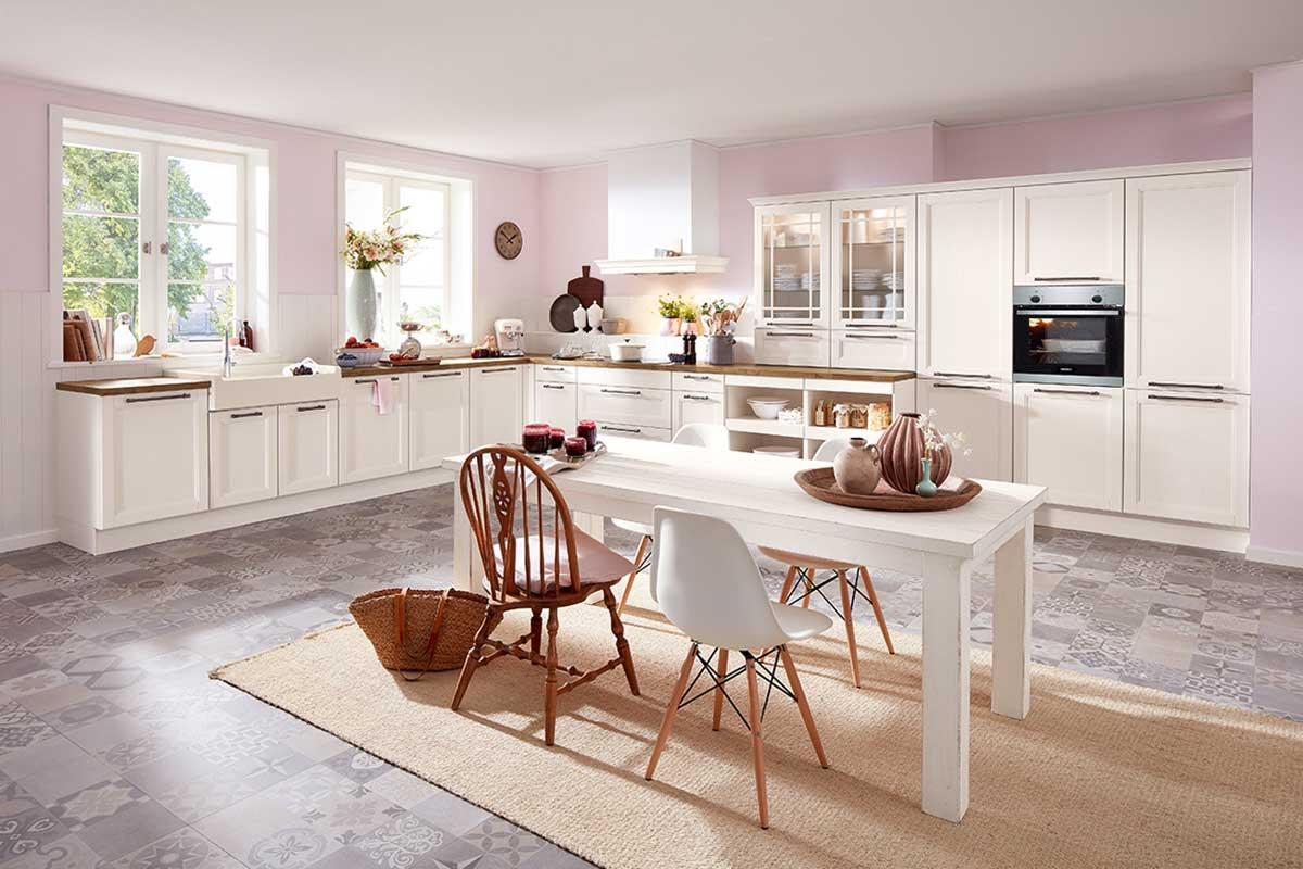 Küchenstudio Schwerin die landhausküche vorwärts zurück in die romantik ihr