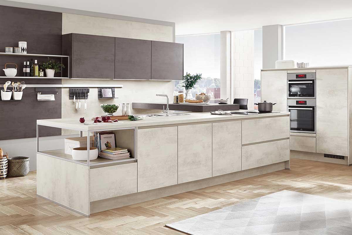 Moderne Küche - Ihr Küchenfachhändler aus Schwerin: KüchenTreff Schwerin